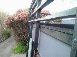new timber batten over turndown